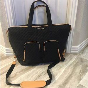 Big black duffle bag